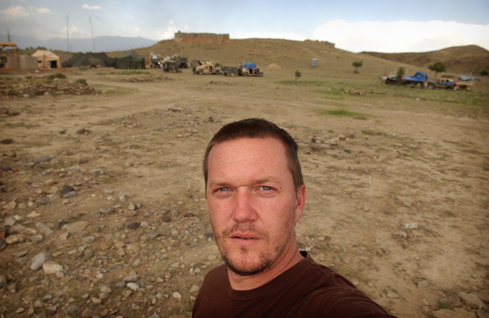 ME IN KHOST, AFGHANISTAN | Andrew Craft