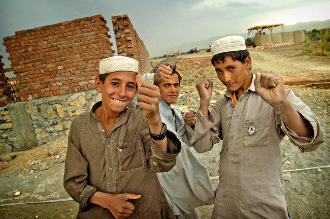 AFGHAN KIDS | Andrew Craft