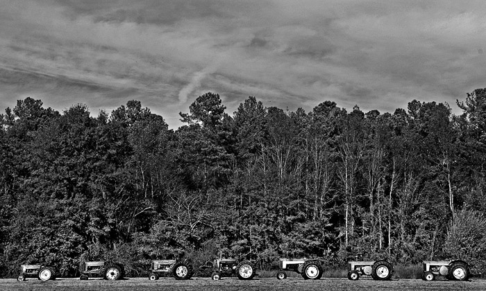 TRACTORS | Andrew Craft
