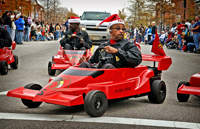 The Button Pusher Shriners And Their Zippy Little Go Carts
