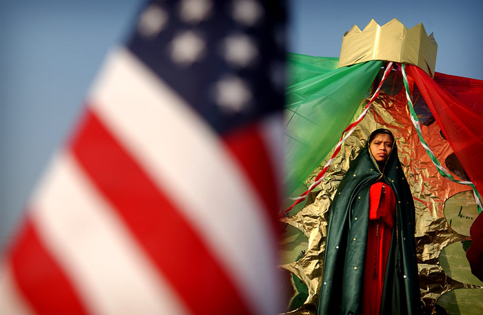 LADY GUADALUPE PROCESSION | Andrew Craft