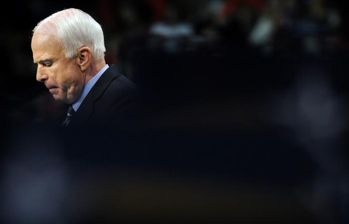 McCain | Andrew Craft