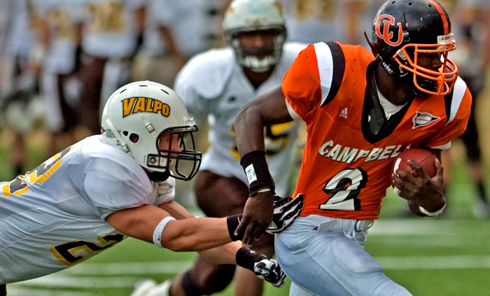 Campbell Football | Andrew Craft