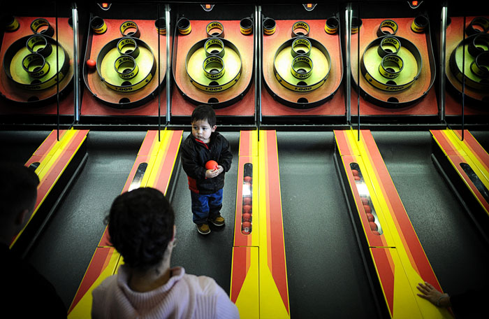 SKEE BALL | Andrew Craft