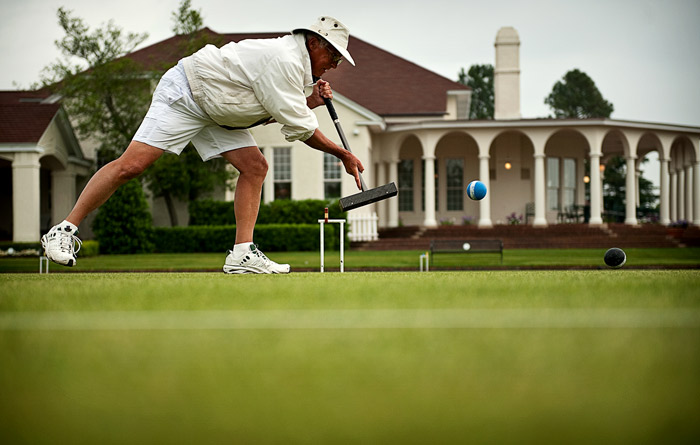 PCroquet in Pinehurst | Andrew Craft