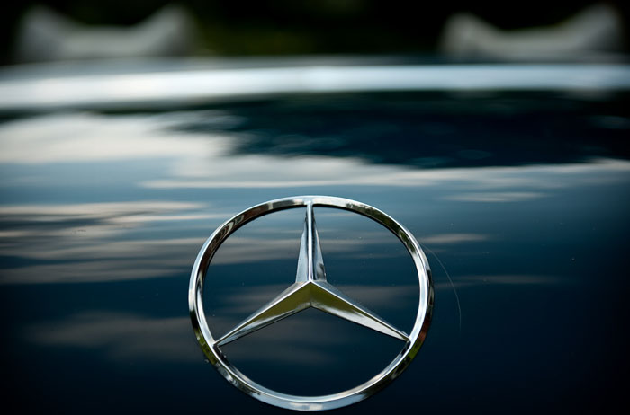 1970 280SL Mercedes-Benz | Andrew Craft