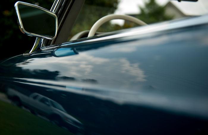 1970 280SL Mercedes-Benz | Andrew Craft