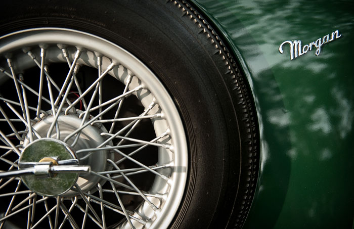 1965 Morgan Roadster   Andrew Craft