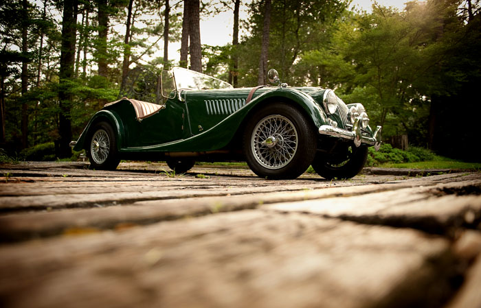 1965 Morgan Roadster | Andrew Craft