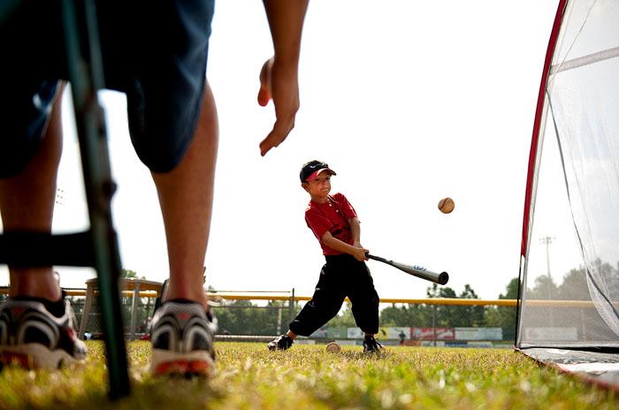 SwampDogs Baseball Camp   Andrew Craft