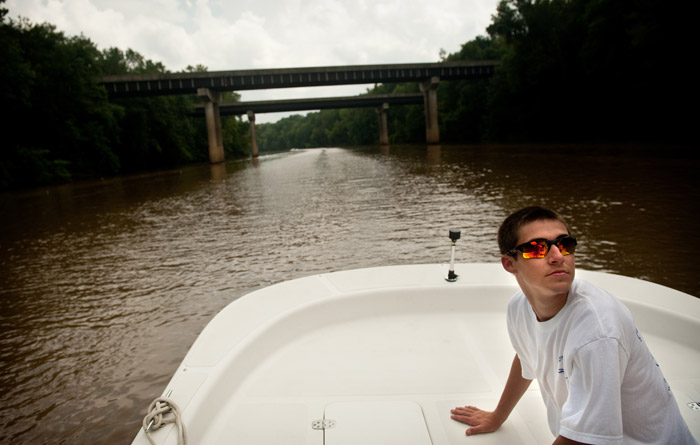 CAPE FEAR RIVER | Andrew Craft