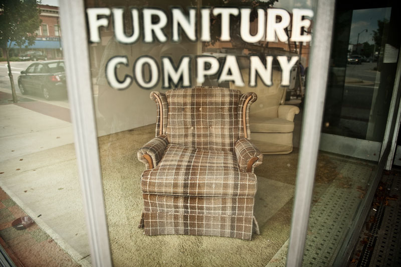 FURNITURE STORE | Andrew Craft