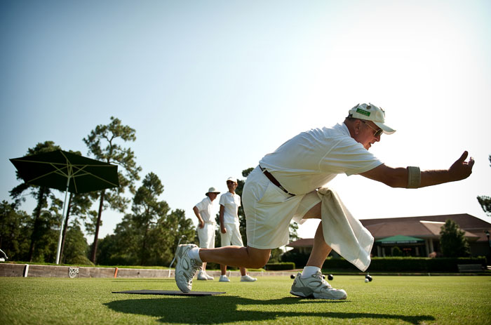 LAWN BOWLING | Andrew Craft