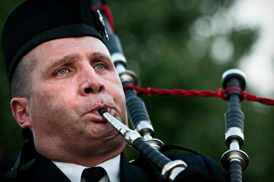Bag Pipes | Andrew Craft