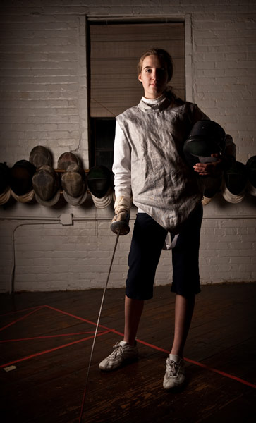 Fencing | Andrew Craft