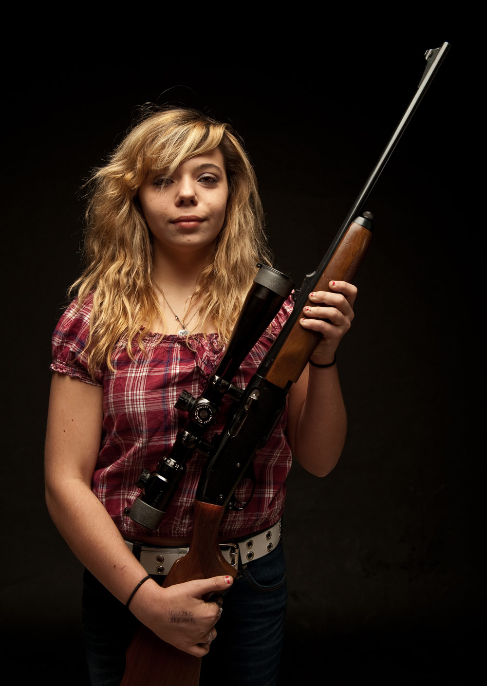 GUN POWDER GALS | Andrew Craft