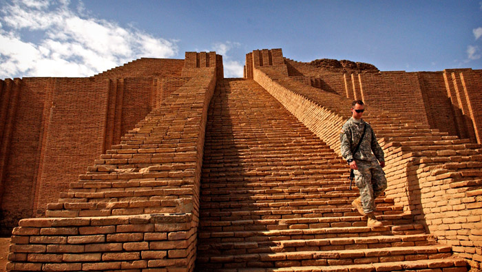 Ziggurat of Ur | Andrew Craft